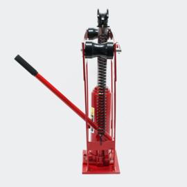 Hydraulische pijpbuigmachine 12T, Pers; pijpenbuigmachine.