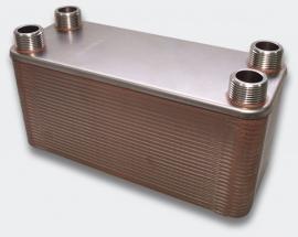 RVS Warmtewisselaar, 50 rijen, 285 kW