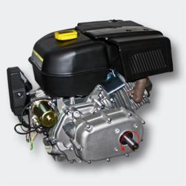 LIFAN 188 Benzinemotor 9,5 kW/13 pk met koppeling en E-start