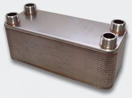 RVS Warmtewisselaar, 40 rijen, 230 kW