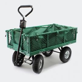 Transportwagen, bolderkar tot max. 300 kg.