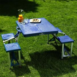 KING CAMP Picnic table - Foldable