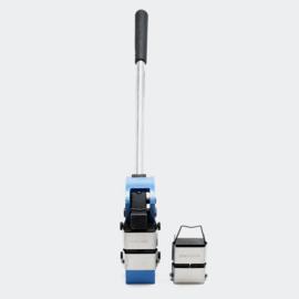 Stuikapparaat en strekapparaat SS-18 Buigmachine voor plaatbewerking