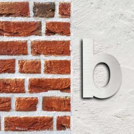 Huisnummer (letter) b