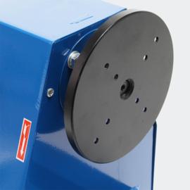 Hout draaibank, 400 Watt machine, Houtdraaibank; Tafeldraaibank.