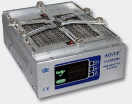 AOYUE-853A+ Quartz IR preheating station, Voorverwarmer.