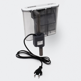 SunSun HBL-302 Hang on Filter / Aanhangfilter 350l/u tot 20l Aquarium.