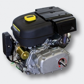 LIFAN Benzinemotor 4T 6,6kW/9 PK met koppeling & E-start