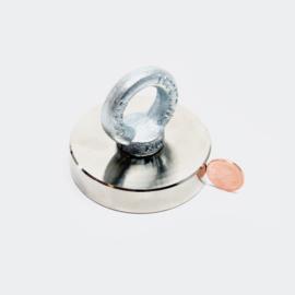 Neodymium Magneet tot 200kg.