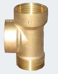 3 -weg splitter voor drukvaten, 1 inch