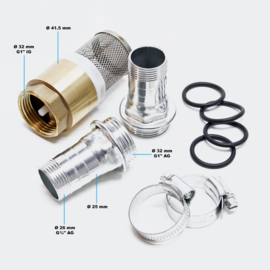Bio-dieselpomp stookoliepomp zelfaanzuigend 230V / 550W 50l/min