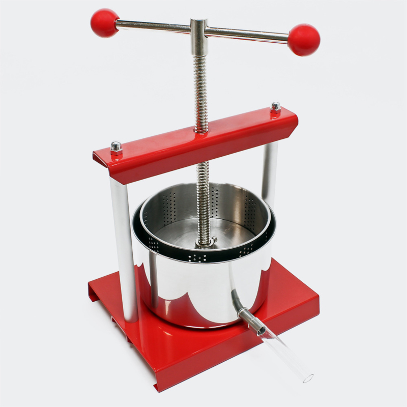 Mini-Fruitpers roestvrij staal 3 liter