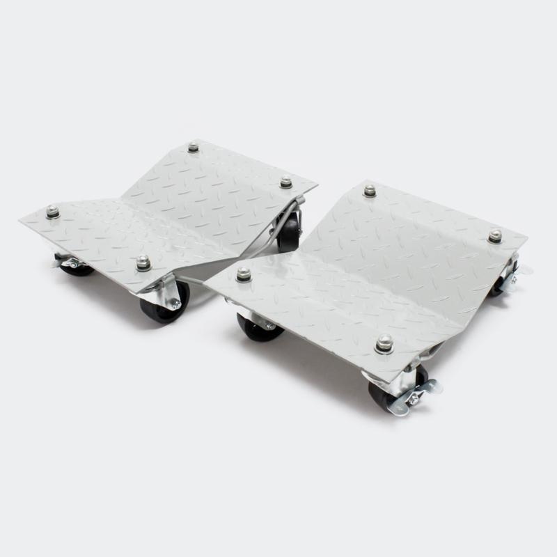Rangeerhulp, manoeuvreerhulp 2 stuks met elk 680 kg draagvermogen.