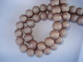 IJsparel rond 12 mm taupe
