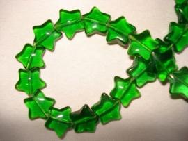 Glaskraal stervormig groen
