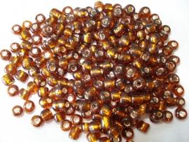 Rocailles 3-4 mm bruin