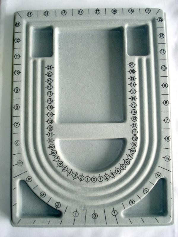Kralenlegbord A4 formaat