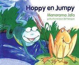 Hoppy en Jumpy  - Manorama Jafa