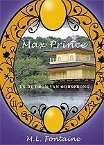 Max Prince en de bron van oorsprong - M.L. Fontaine