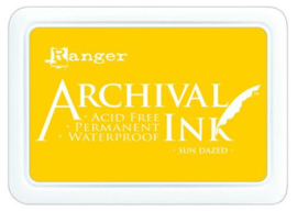 Ranger Archival Ink pad - sun dazed AIP70818