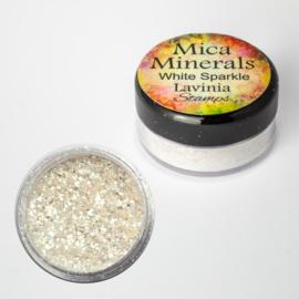 Mica Minerals – White Sparkle