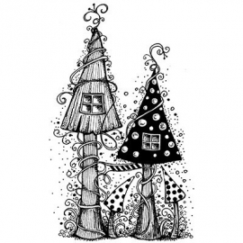 Fairy House LAV030