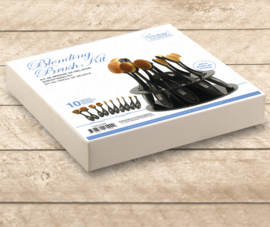 Couture Creations Blending Brush Kit with Display Stand (CO727348)