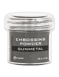 Ranger Embossing Powder 34ml - EP - GUNMETAL METALLIC EPJ60369
