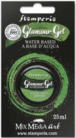 Stamperia Glamour Gel Nature Green (20ml) K3P59G)