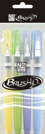 Zig Waterbrush Set WSBR/4V 4pcs