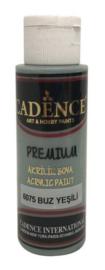Cadence Premium acrylverf (semi mat) Ice - groen 01 003 6075 0070 70 ml