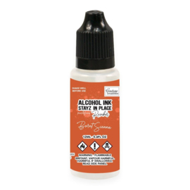Couture Creations Stayz in Place Alcohol Ink Pearlescent Burnt Sienna (12ml) Reinker (CO728214)