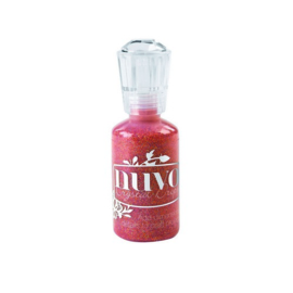 Nuvo glitter drops - orange soda 761N