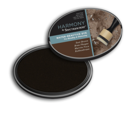 Spectrum Noir Inktkussen - Harmony Water Reactieve - Seal Brown