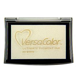 VersaColor Inkpad-White VC-001-080