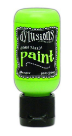 Ranger Dylusions Paint Flip Cap Bottle 29ml - Island Parrot DYQ70504