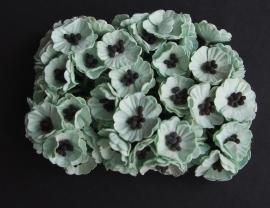 Poppie mint groen