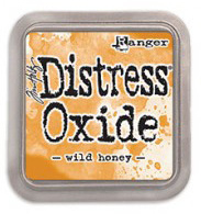 Ranger Distress Oxide Ink Pad - Wild Honey TDO56348
