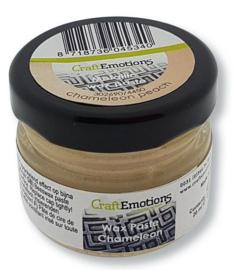 CraftEmotions Wax Paste chameleon - perzik 20 ml
