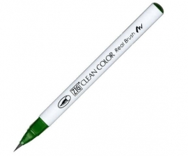 ZIG Clean color real brush Deep green 044