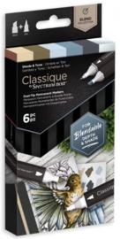 Spectrum Noir Classique (6 stuks) - Shade & Tone