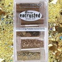 GOLD - ENCRUSTED JEWEL KIT » EJK09