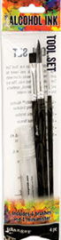 Alc Ink Tool Set- Brushes & Mister TAC58779