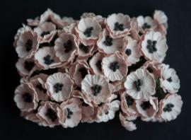 Poppie oud roze
