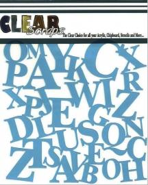 Clear Scraps Stencils
