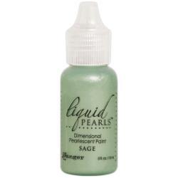 Liquid Pearls  Sage