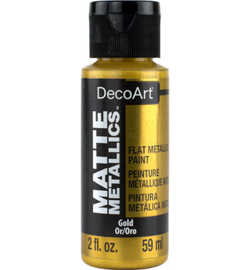Matte Metallics Gold DMMT02-30 59 ml