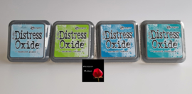 Distress Oxide Ink pad