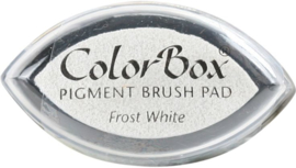 Clearsnap ColorBox Pigment Ink Cat's Eye Frost White (11080)