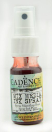 Cadence Mix Media Shimmer metallic spray Rood 01 139 0016 0025 25 ml